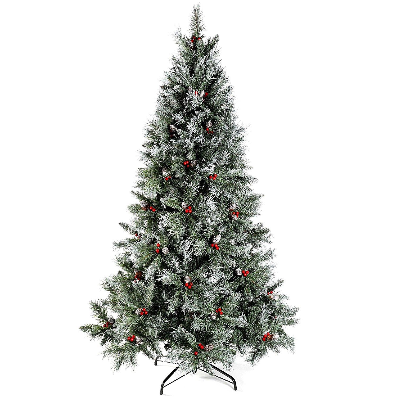 cách-trang-trí-cây-thông-noel Cây Thông Noel - Cây trang trí trong nhà